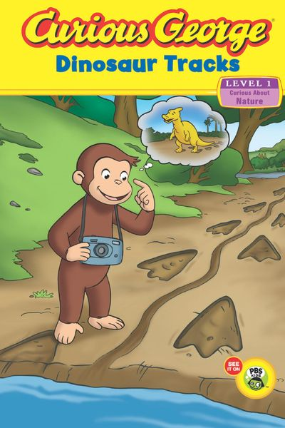 Buy Curious George Dinosaur Tracks at Amazon