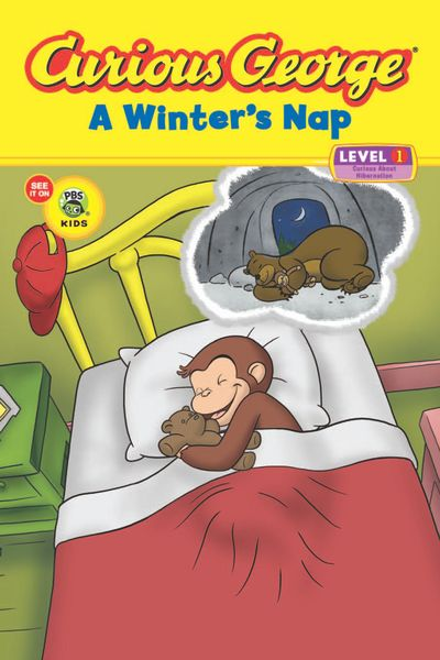 Buy Curious George A Winter's Nap at Amazon