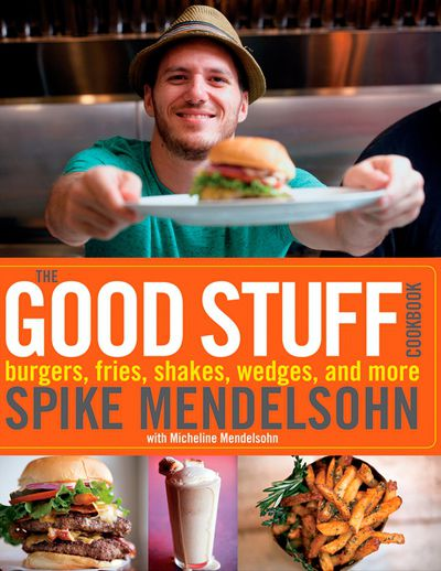 Buy The Good Stuff Cookbook at Amazon