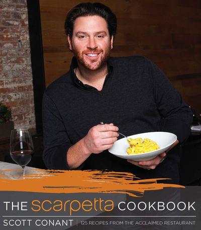 Buy The Scarpetta Cookbook at Amazon