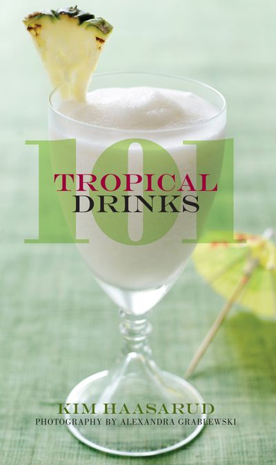 Buy 101 Tropical Drinks at Amazon