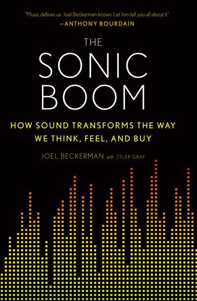 Buy The Sonic Boom at Amazon