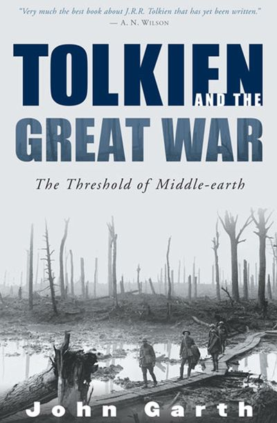 Buy Tolkien and the Great War at Amazon