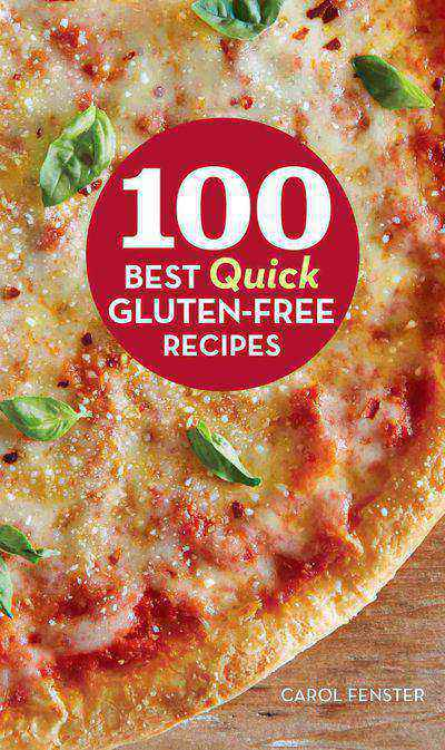 Buy 100 Best Quick Gluten-Free Recipes at Amazon