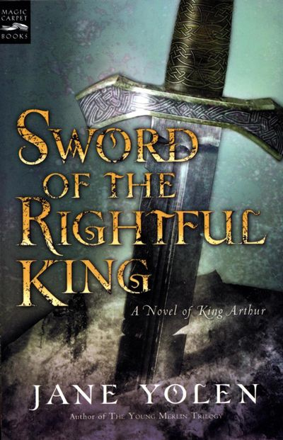 Buy Sword of the Rightful King at Amazon