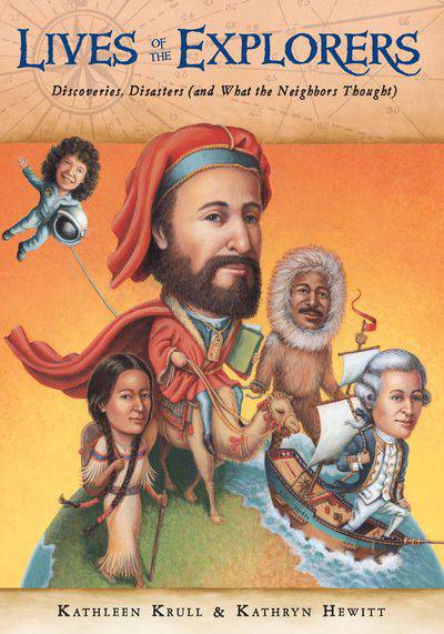 Buy Lives of the Explorers at Amazon