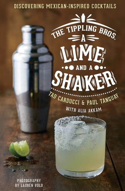 Buy A Lime and a Shaker at Amazon