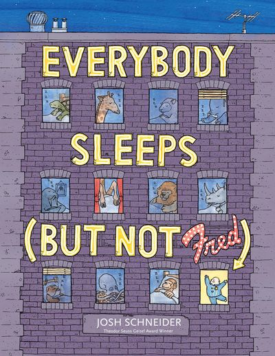 Buy Everybody Sleeps (But Not Fred) at Amazon