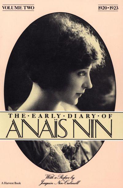 Buy The Early Diary of Anaïs Nin, 1920–1923 at Amazon