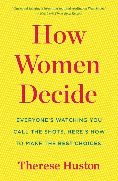 Buy How Women Decide at Amazon