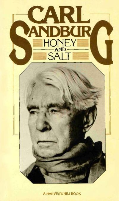 Buy Honey and Salt at Amazon