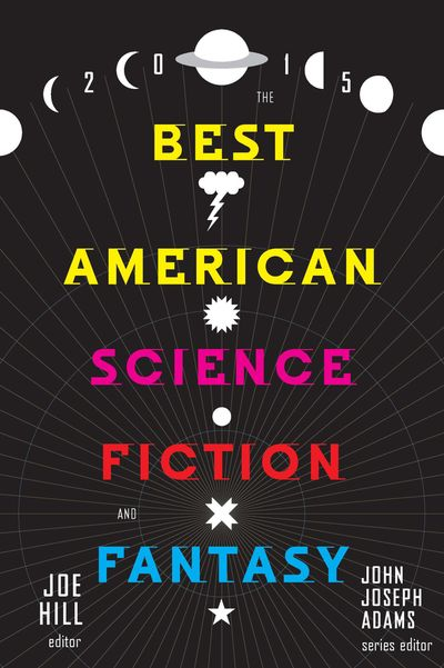 Buy The Best American Science Fiction and Fantasy 2015 at Amazon