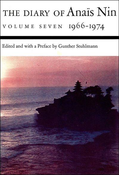 Buy The Diary of Anaïs Nin, 1966–1974 at Amazon
