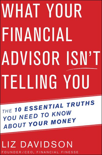 Buy What Your Financial Advisor Isn't Telling You at Amazon