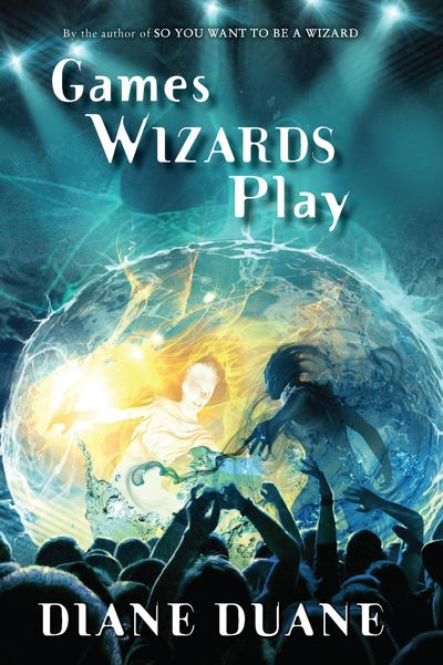 Buy Games Wizards Play at Amazon
