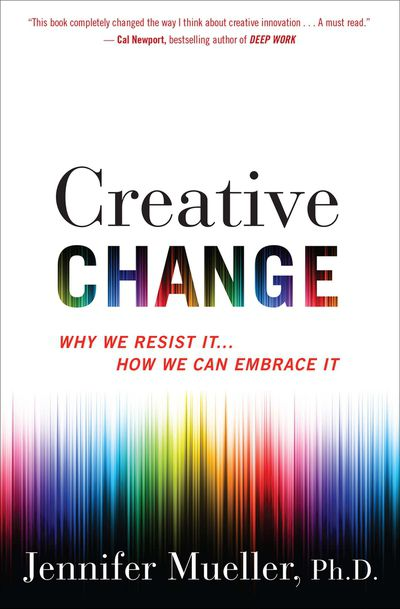 Buy Creative Change at Amazon