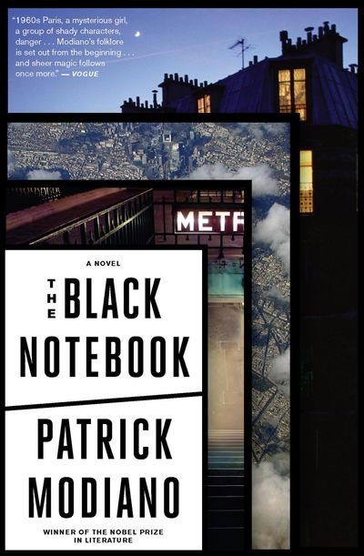 Buy The Black Notebook at Amazon