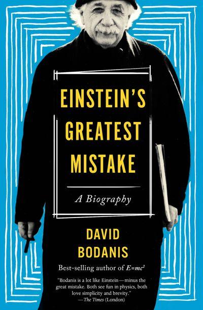 Buy Einstein's Greatest Mistake at Amazon