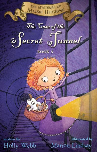 The Case of the Secret Tunnel