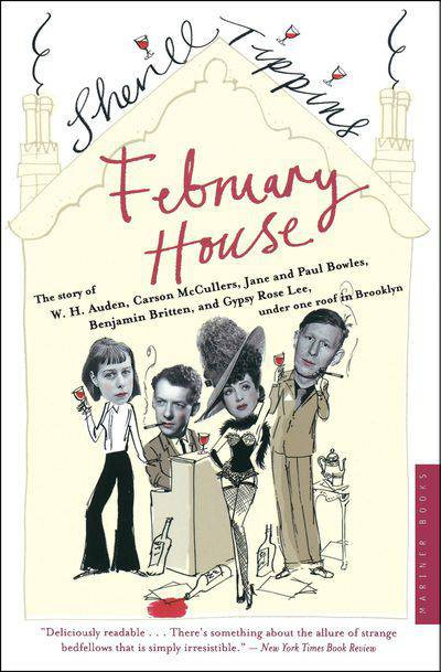Buy February House at Amazon