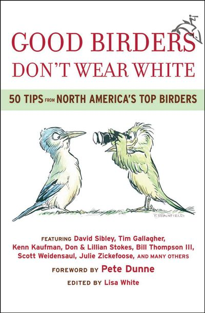 Buy Good Birders Don't Wear White at Amazon