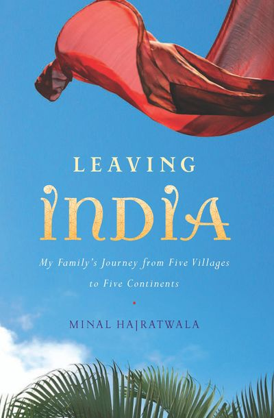 Buy Leaving India at Amazon