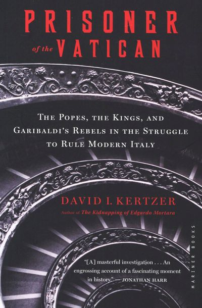 Buy Prisoner of the Vatican at Amazon