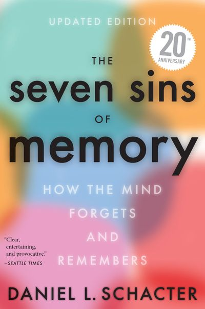 Buy The Seven Sins of Memory at Amazon