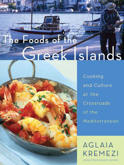 Buy The Foods of the Greek Islands at Amazon