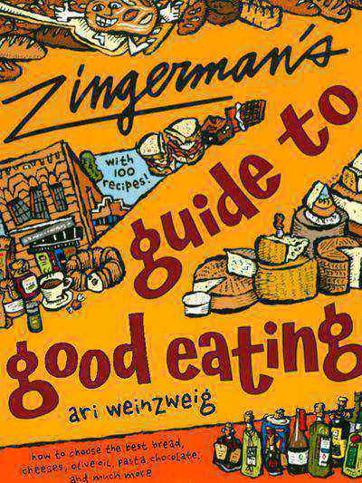 Buy Zingerman's Guide to Good Eating at Amazon