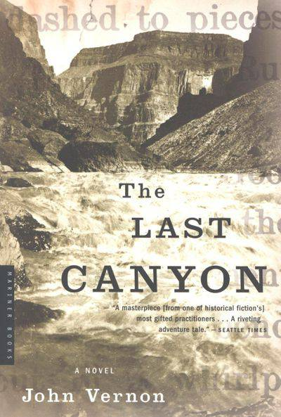 Buy The Last Canyon at Amazon