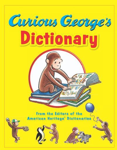 Buy Curious George's Dictionary at Amazon