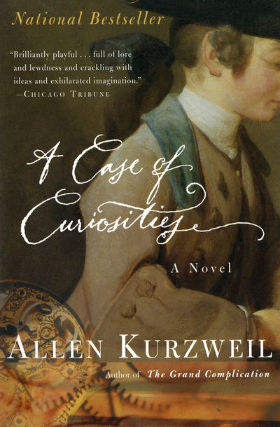 Buy A Case of Curiosities at Amazon