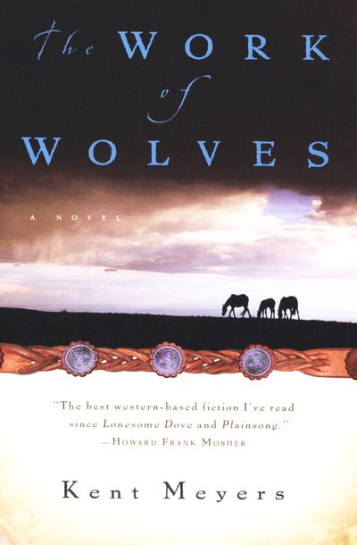 Buy The Work of Wolves at Amazon
