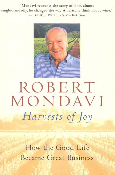 Buy Harvests of Joy at Amazon