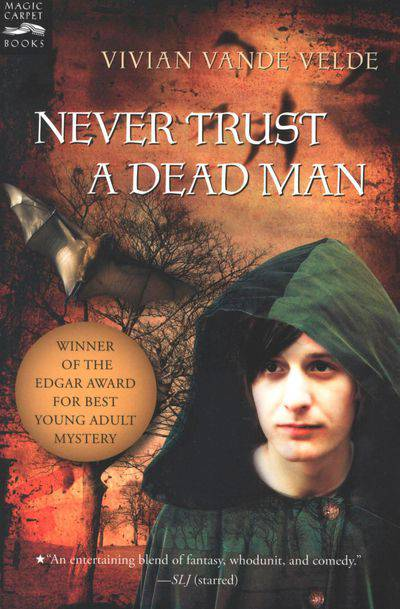 Buy Never Trust a Dead Man at Amazon
