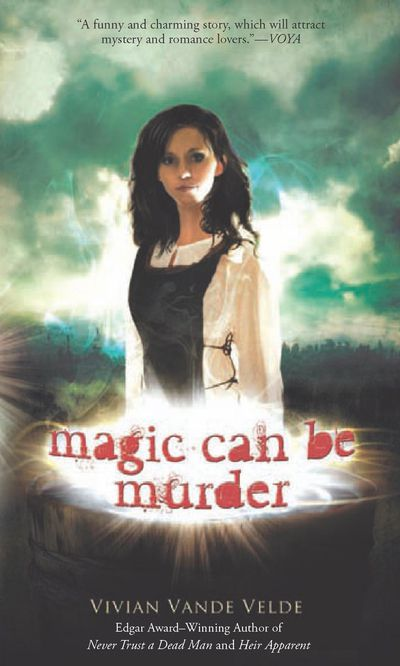 Buy Magic Can Be Murder at Amazon