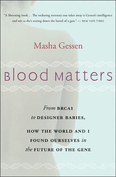 Buy Blood Matters at Amazon