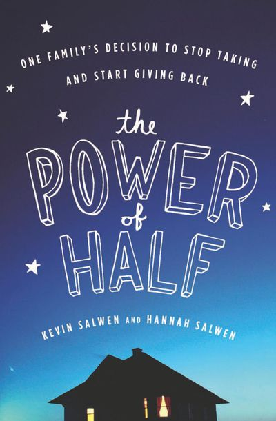 Buy The Power of Half at Amazon