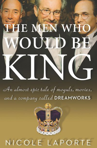 Buy The Men Who Would Be King at Amazon