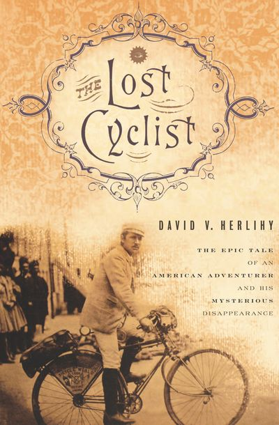 Buy The Lost Cyclist at Amazon