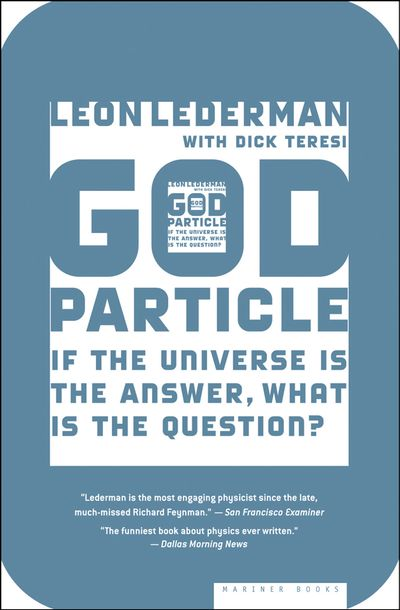 Buy God Particle at Amazon