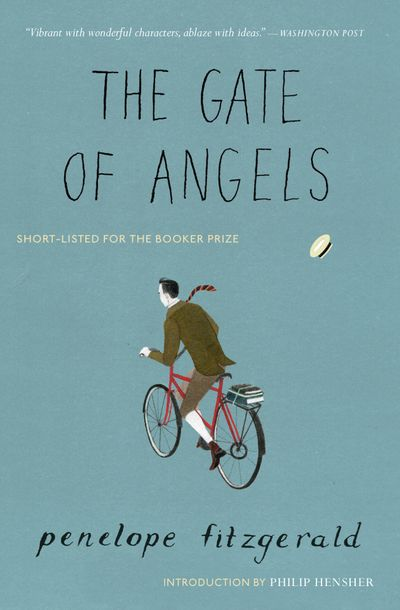 Buy The Gate of Angels at Amazon