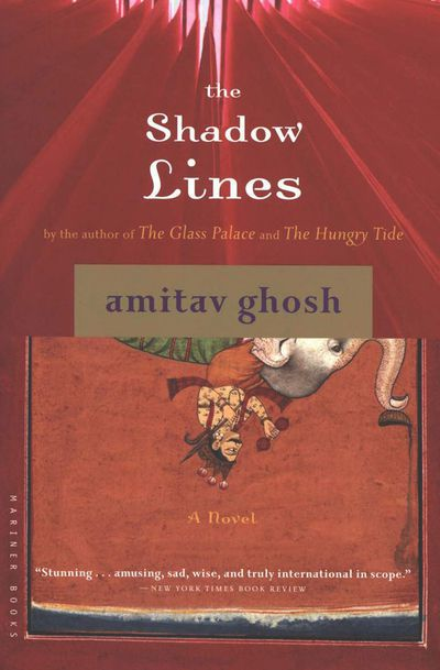 Buy The Shadow Lines at Amazon