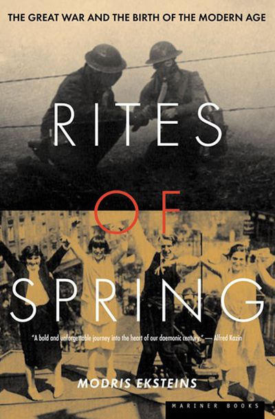 Buy Rites of Spring at Amazon