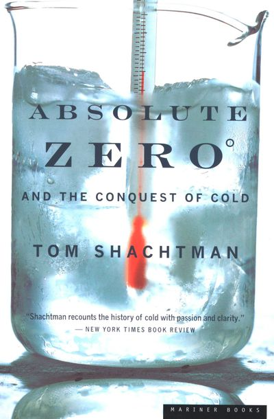 Buy Absolute Zero and the Conquest of Cold at Amazon