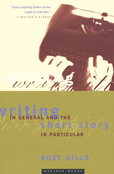 Buy Writing in General and the Short Story in Particular at Amazon