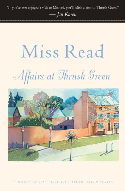 Buy Affairs at Thrush Green at Amazon