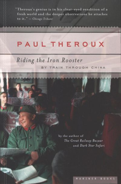 Buy Riding the Iron Rooster at Amazon