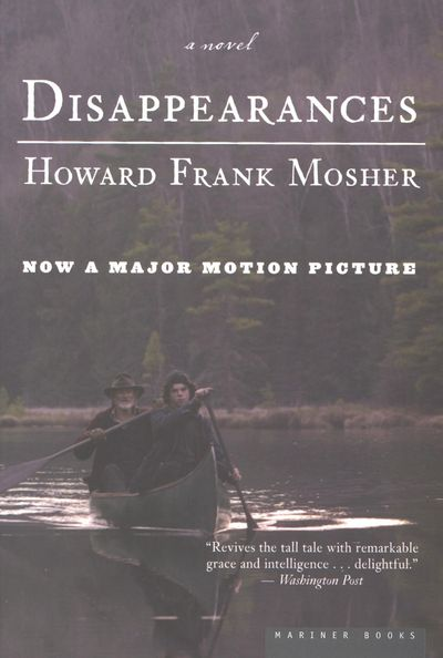 Buy Disappearances at Amazon
